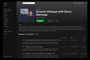 Dynamic Dialogue with Danny Matranga