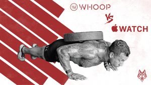 Whoop vs apple watch blog Header