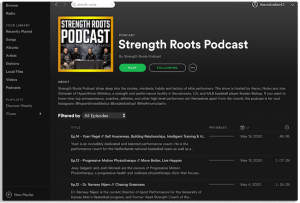 Strength Roots Podcast