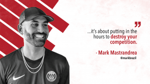 Mark Mastrandrea Wellness Tip