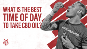 Best Time To Take CBD