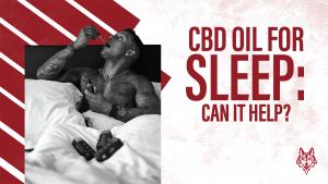 Cbd oil for sleep thumbnail