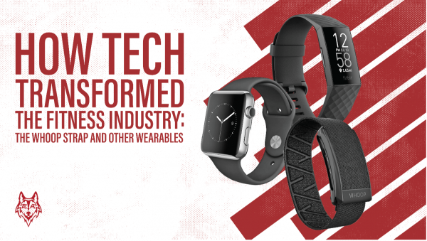Whoop Strap tech industry