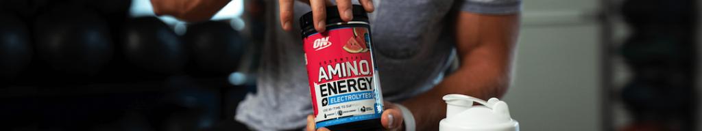 Watermelon Amino Energy