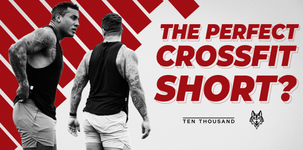 Crossfit short banner