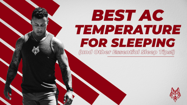 Best AC temperature for sleeping title